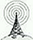 Antenna logo for setting corners